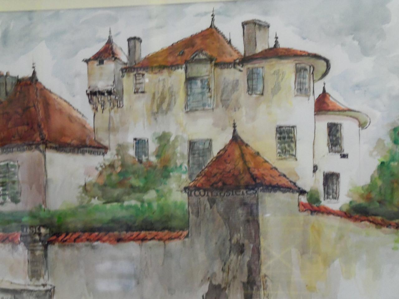 boucq (le château)