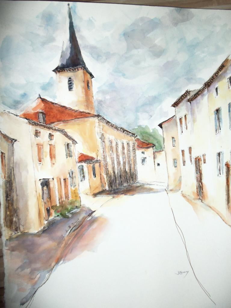 gondreville(rue de l église)