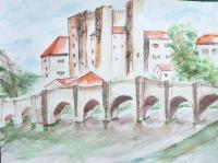le moulin des tours (barbasse) sud ouest